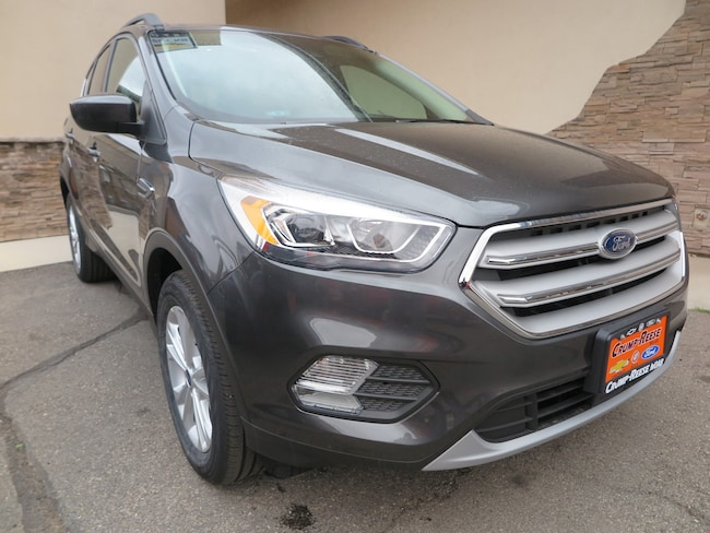 New 2019 Ford Escape SEL SUV for sale or lease in Moab, UT