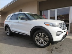 New 2020 Ford Explorer Platinum SUV for sale or lease in Moab, UT