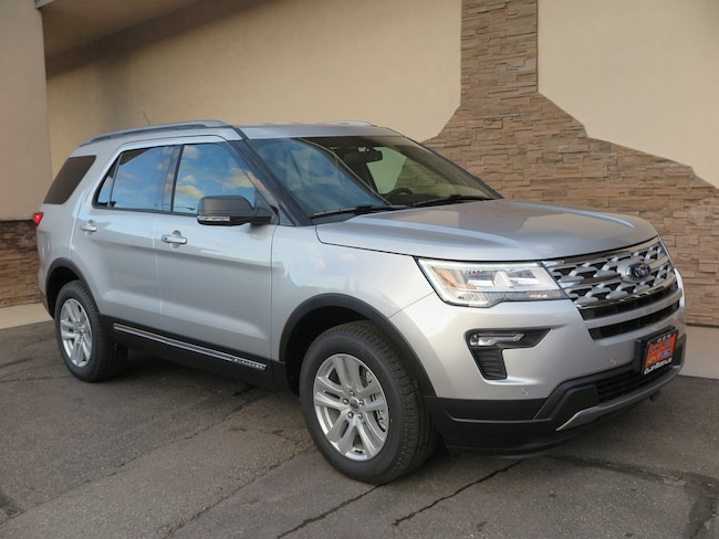 New 2019 Ford Explorer XLT SUV for sale or lease in Moab, UT