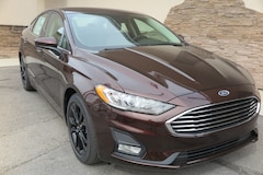 New 2019 Ford Fusion SE Sedan for sale or lease in Moab, UT
