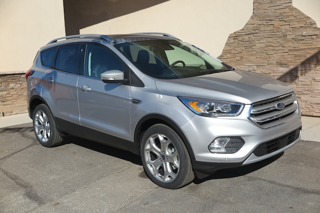 New 2019 Ford Escape Titanium SUV for sale or lease in Moab, UT