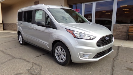 2021 Ford Transit Connect Commercial XLT Passenger Wagon Commercial-truck