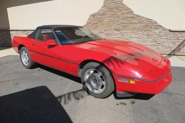 1988 Chevrolet Corvette Base Convertible