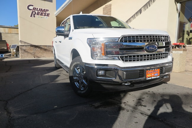 New 2018 Ford F-150 Lariat Truck for sale or lease in Moab, UT