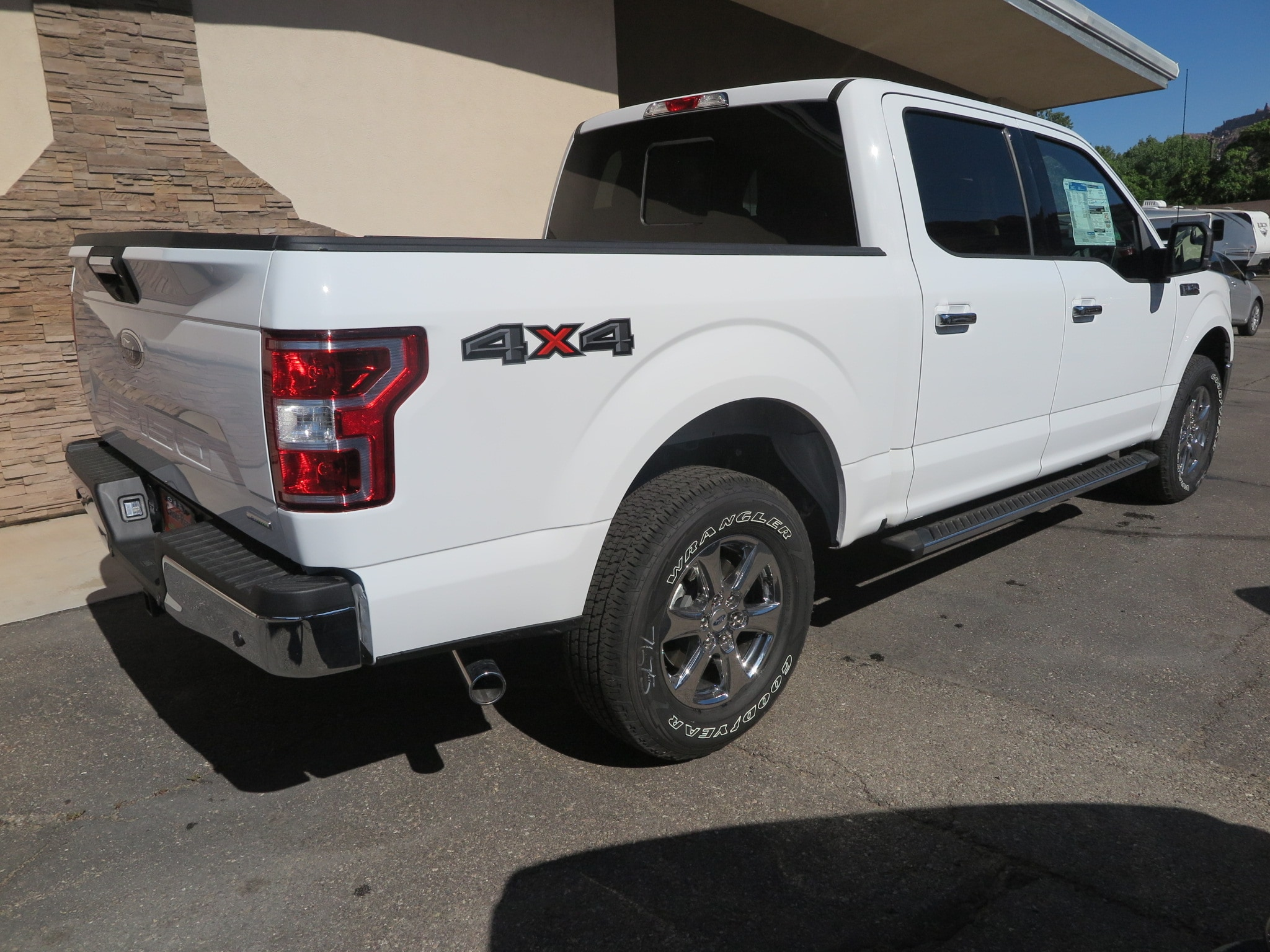 New 2019 Ford F-150 For Sale at Crump Reese Moab Ford   VIN