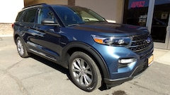 New 2020 Ford Explorer XLT SUV for sale or lease in Moab, UT