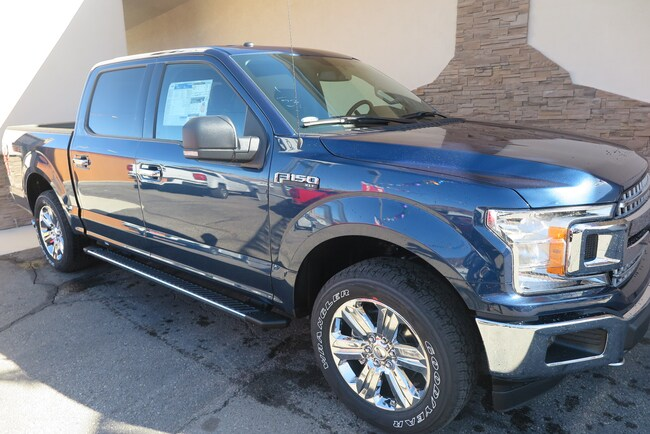 New 2018 Ford F-150 XLT Truck for sale or lease in Moab, UT