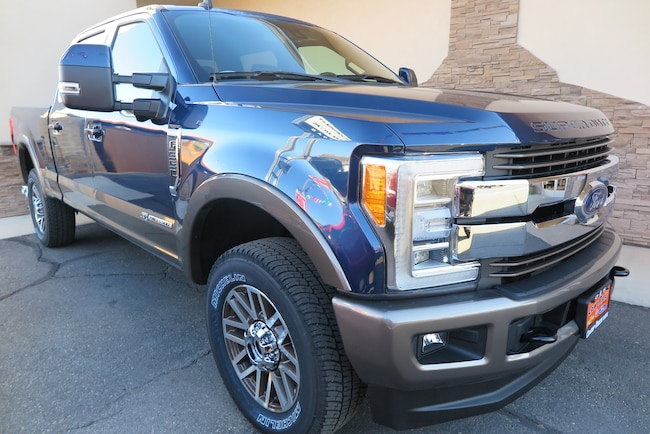New 2019 Ford Superduty F-350 King Ranch Truck for sale or lease in Moab, UT