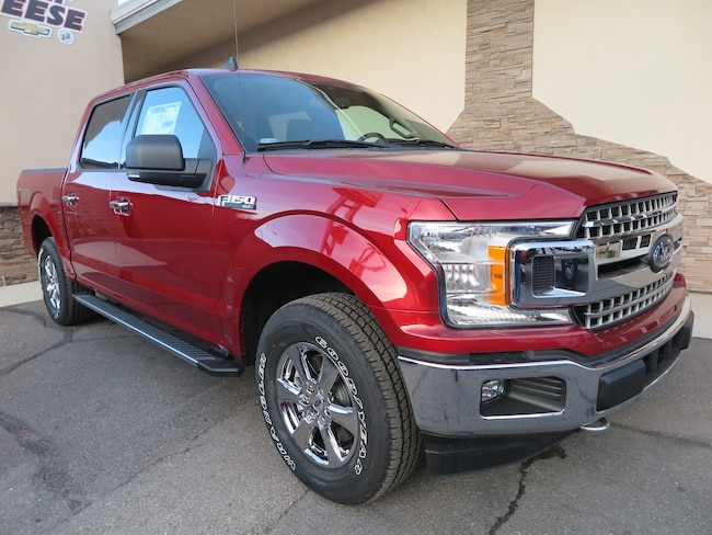 New 2019 Ford F-150 XLT Truck for sale or lease in Moab, UT