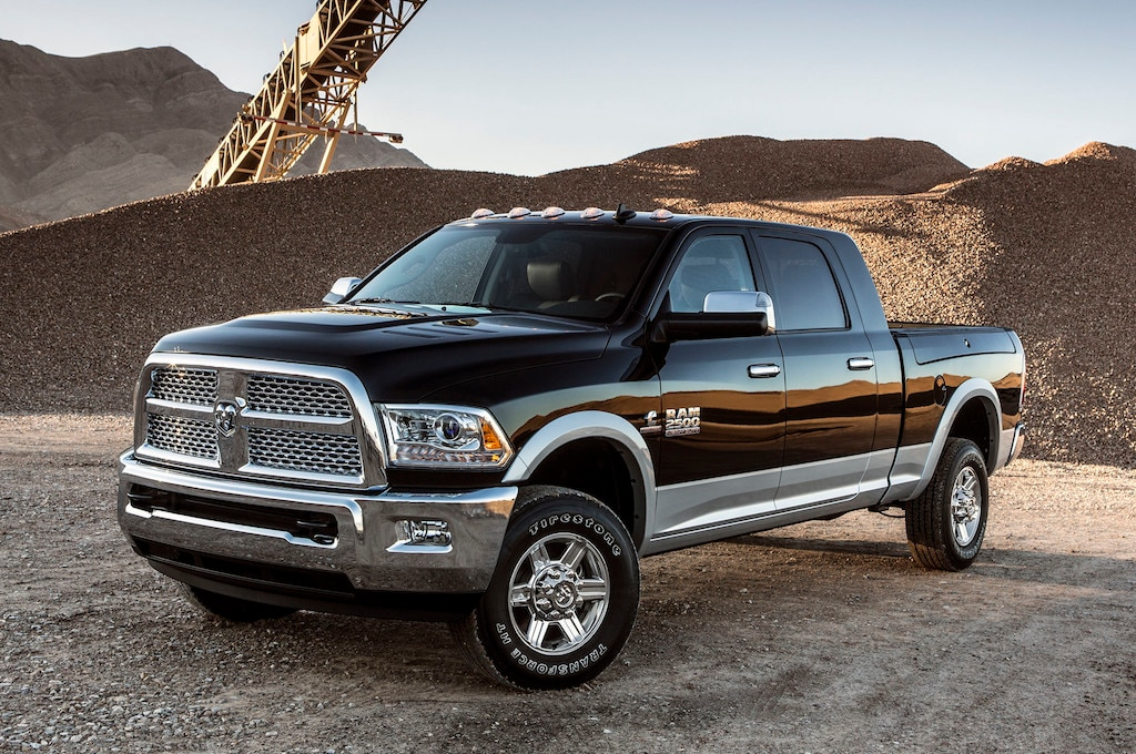 2016 Ram Heavy Duty. Truck Month At Crystal City Dodge ...