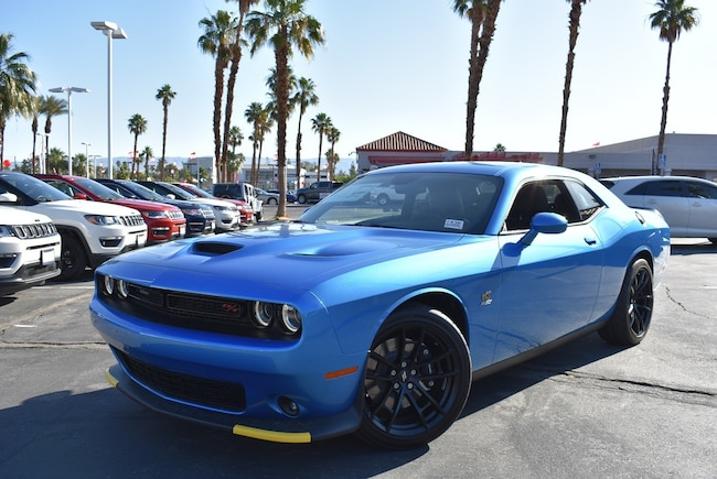 New 2019 Dodge Challenger R/T SCAT PACK Coupe Cathedral City, CA