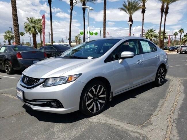 2014 Honda Civic Sedan EX-L Sedan
