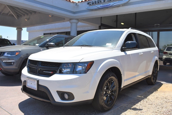 New 2019 Dodge Journey SE Sport Utility Cathedral City, CA