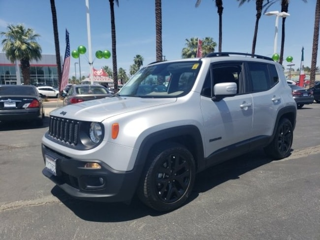 2017 Jeep Renegade Altitude Altitude FWD