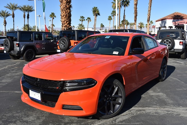 New 2019 Dodge Charger SXT RWD Sedan Cathedral City, CA