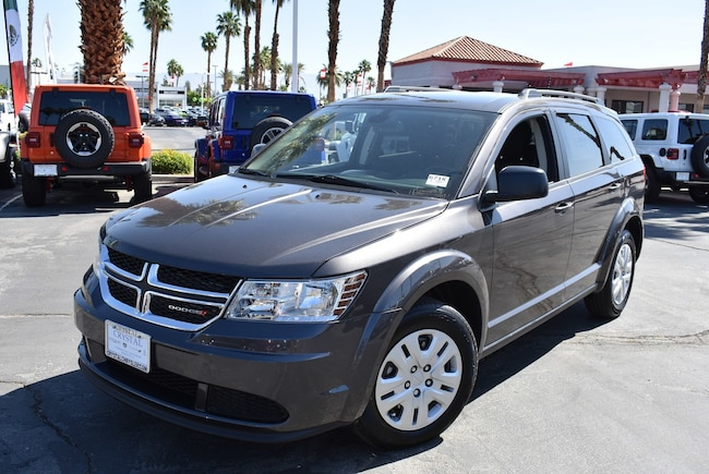 New 2019 Dodge Journey SE VALUE PACKAGE Sport Utility Cathedral City, CA
