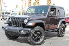 2020 Jeep Wrangler WILLYS SPORT 4X4 Sport Utility