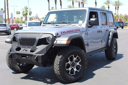 2018 Jeep Wrangler Unlimited Rubicon Rubicon 4x4