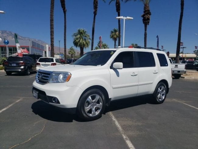2013 Honda Pilot Ex L For Sale >> Used 2013 Honda Pilot Ex L For Sale Cathedral City Ca