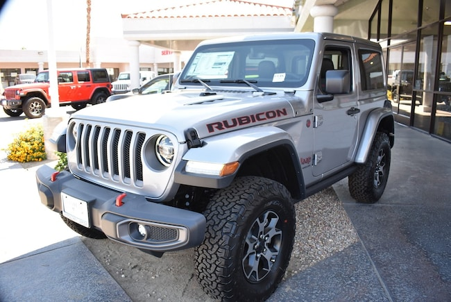 New 2019 Jeep Wrangler RUBICON 4X4 Sport Utility Cathedral City, CA