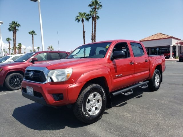 2013 Toyota Tacoma PreRunner 2WD Double Cab I4 AT PreRunner