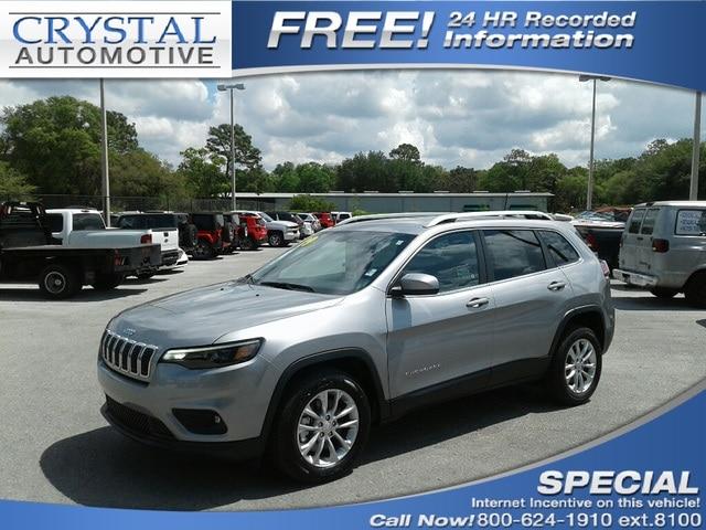 2019 Jeep Cherokee LATITUDE FWD Sport Utility for sale in Homosassa, FL