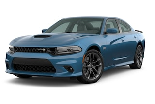 New Chrysler Dodge Jeep Ram models 2020 Dodge Charger SCAT PACK RWD Sedan for sale in Homosassa, FL