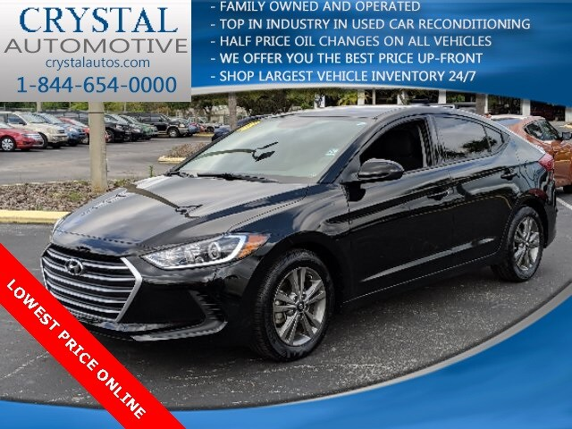 2018 Hyundai Elantra SEL Sedan for sale in Homosassa, FL