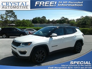 New Chrysler Dodge Jeep Ram models 2019 Jeep Compass HIGH ALTITUDE FWD Sport Utility for sale in Homosassa, FL