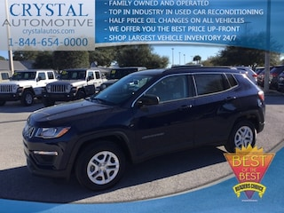 New Chrysler Dodge Jeep Ram models 2020 Jeep Compass SPORT FWD Sport Utility for sale in Homosassa, FL