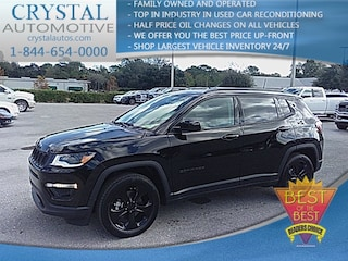New Chrysler Dodge Jeep Ram models 2020 Jeep Compass ALTITUDE FWD Sport Utility for sale in Homosassa, FL