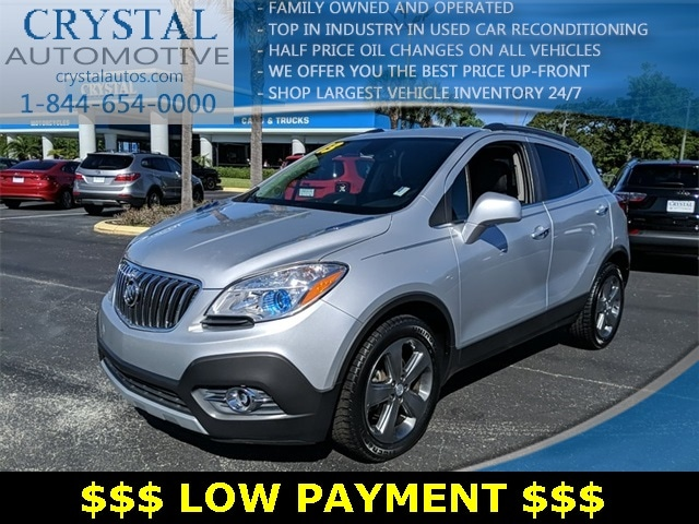 2013 Buick Encore Convenience SUV for sale in Homosassa, FL
