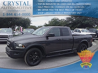 New Chrysler Dodge Jeep Ram models 2019 Ram 1500 Classic WARLOCK QUAD CAB 4X2 6'4 BOX Quad Cab for sale in Homosassa, FL