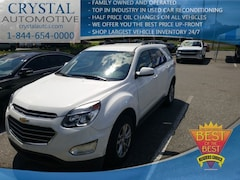 Certified Used Vehicles for sale 2017 Chevrolet Equinox LT SUV in Homosassa, FL