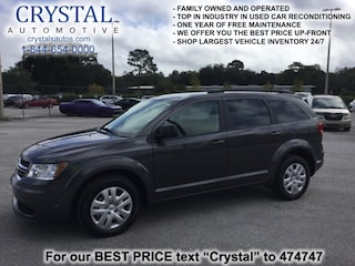 New Chrysler Dodge Jeep Ram models 2020 Dodge Journey SE (FWD) Sport Utility for sale in Homosassa, FL