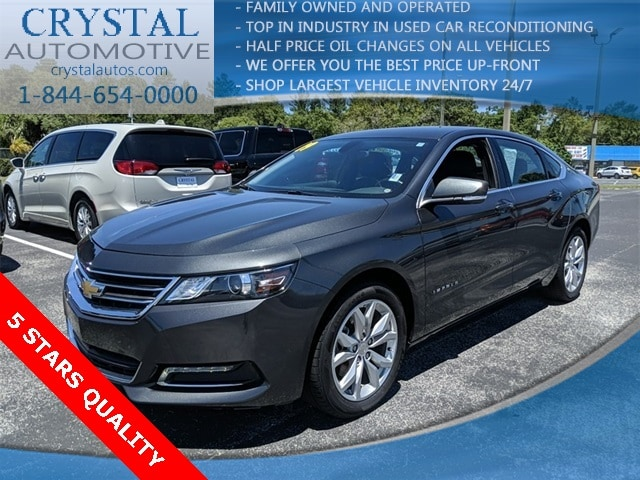 2019 Chevrolet Impala LT Sedan for sale in Homosassa, FL