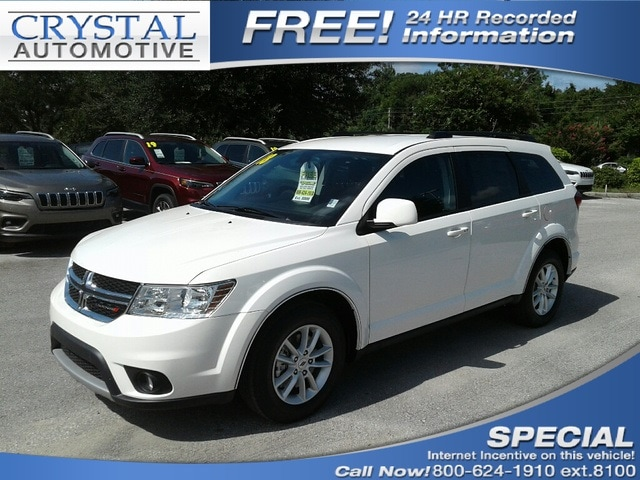 2018 Dodge Journey SXT Sport Utility for sale in Homosassa, FL
