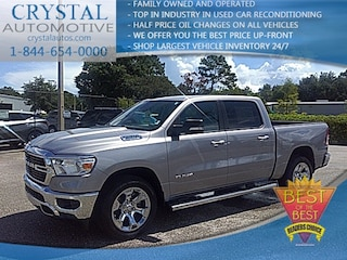 New Chrysler Dodge Jeep Ram models 2019 Ram All-New 1500 BIG HORN / LONE STAR CREW CAB 4X2 5'7 BOX Crew Cab for sale in Homosassa, FL