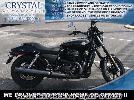 2015 Harley-Davidson Motorcycle for sale in Homosassa, FL