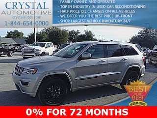 New Chrysler Dodge Jeep Ram models 2020 Jeep Grand Cherokee ALTITUDE 4X2 Sport Utility for sale in Homosassa, FL