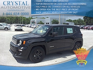 New Chrysler Dodge Jeep Ram models 2019 Jeep Renegade SPORT FWD Sport Utility for sale in Homosassa, FL