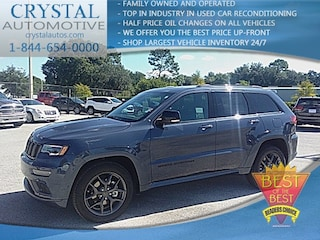New Chrysler Dodge Jeep Ram models 2020 Jeep Grand Cherokee LIMITED X 4X4 Sport Utility for sale in Homosassa, FL