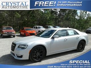 New Chrysler Dodge Jeep Ram models 2019 Chrysler 300 S Sedan for sale in Homosassa, FL