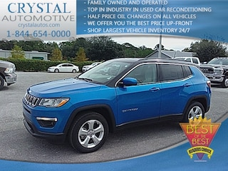 New Chrysler Dodge Jeep Ram models 2020 Jeep Compass LATITUDE FWD Sport Utility for sale in Homosassa, FL