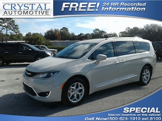 New Chrysler Dodge Jeep Ram models 2019 Chrysler Pacifica TOURING L PLUS Passenger Van for sale in Homosassa, FL