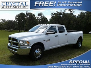 New Chrysler Dodge Jeep Ram models 2018 Ram 3500 TRADESMAN CREW CAB 4X2 8' BOX Crew Cab for sale in Homosassa, FL