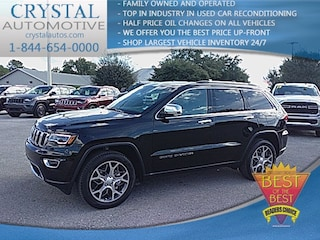 New Chrysler Dodge Jeep Ram models 2020 Jeep Grand Cherokee LIMITED 4X2 Sport Utility for sale in Homosassa, FL