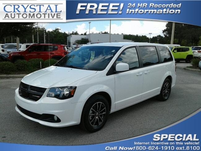 New 2019 Dodge Grand Caravan SE PLUS Passenger Van for sale in Homosassa, FL at Crystal Chrysler Dodge Jeep