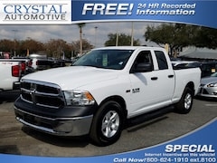Certified Used Vehicles for sale 2018 Ram 1500 Tradesman Truck Quad Cab in Homosassa, FL