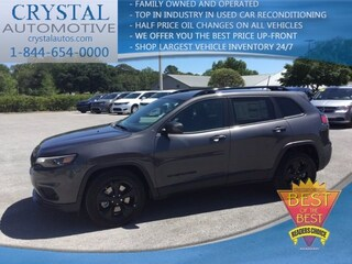 New Chrysler Dodge Jeep Ram models 2020 Jeep Cherokee ALTITUDE FWD Sport Utility for sale in Homosassa, FL